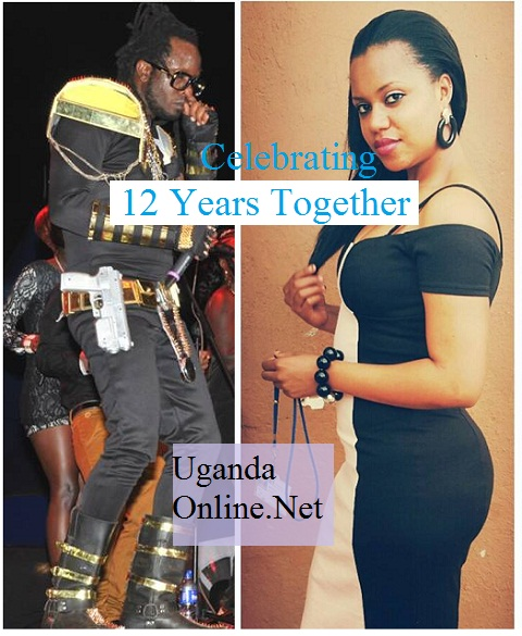 Bebe Cool and Zuena have been together for 12 years now