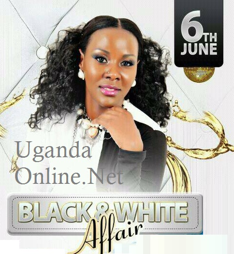 Desire Luzinda's black and white affair is tonight