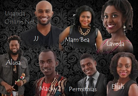 Alusa, JJ, Mam'Bea, Laveda, Macky2, Permithias and Ellah are up for eviction
