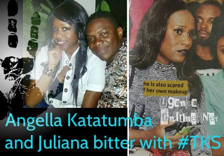 Angella Katatumba suing the Kampala Sun Tabloid