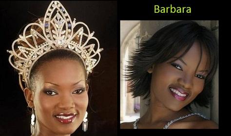 Ex Miss Uganda Barbara Kimbugwe