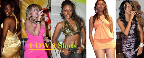 Uganda's Sexiest  Celeb Bodies
