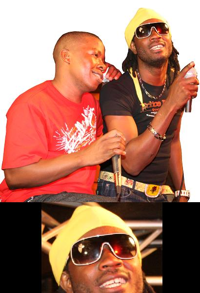 Sweet Kid and Bebe Cool