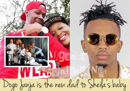 Sheila now claims, Dogo Janja is the baby daddy