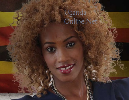 Uganda's rep in the BBA Hotshots, Esther AK
