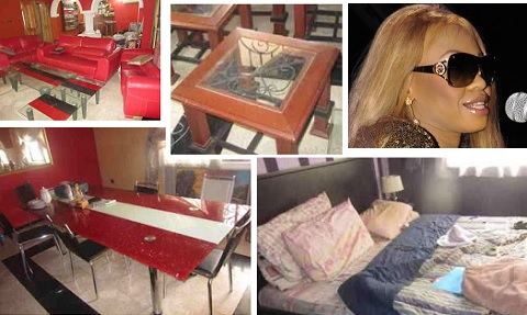 The Late Goldie's family to sell off her property
