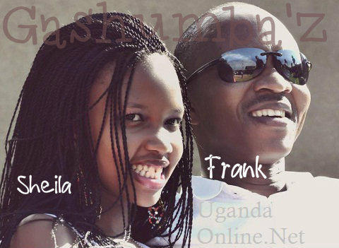 Sheila and Frank Gashumba