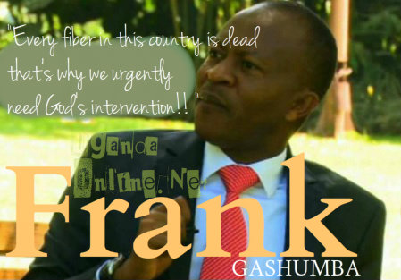 Frank Gashumba responds to NBS TV
