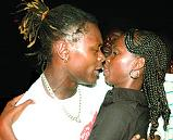 Jose Chameleon and Maureen (BBA2)