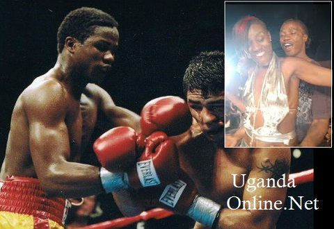 Former pro boxing champ Kassim Ouma arrested