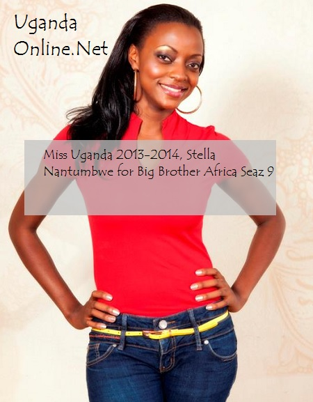 Stella Nantumbwe for Big Brother Africa 9