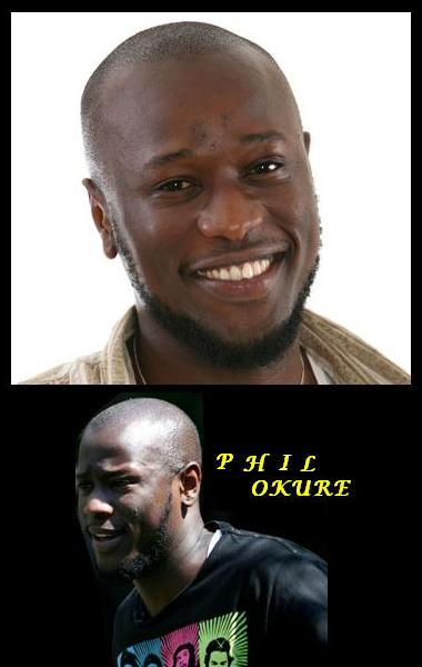 Phil Okure one of Uganda's Representative in the Big Brother Revolution on Ch 198.