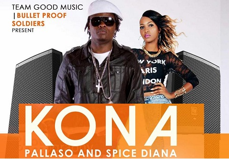 Pallaso and Spice Diana out song