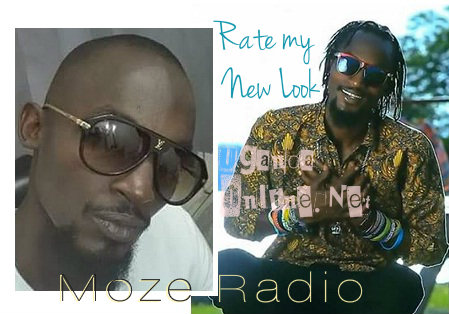 Rate my new look - Moze Radio asks fans