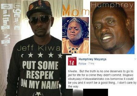 Family divided over Jeff Kiwa's release