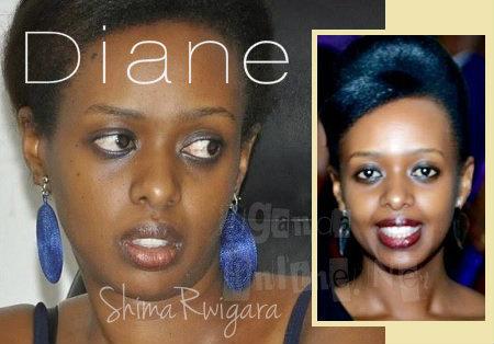 Diane Shima Rwigara opposing Rwanda's President, Kagame