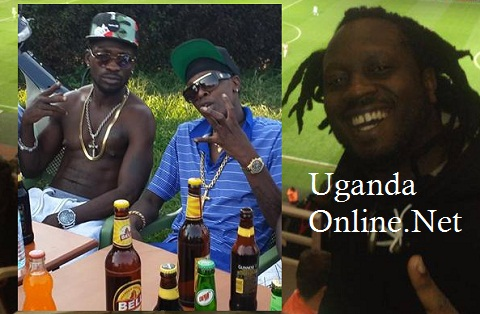 Come and learn something from my show, Bebe Cool tells Chameleone and Bobi Wine