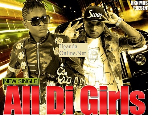 Chameleone and Davido out new single
