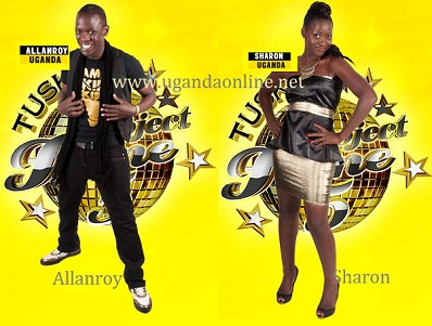 Allanroy and Sharon are the contestans representing Uganda in tHE TPF Season 5