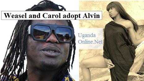 Goodlyfe's Weasel and Carol adopt son