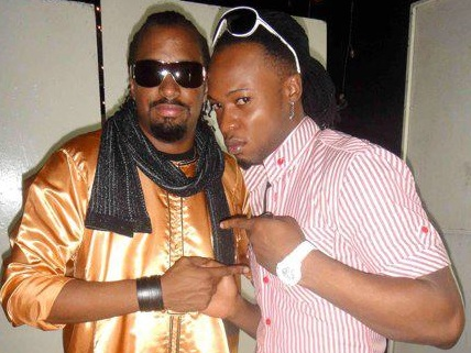 Navio and Mr. Flavour