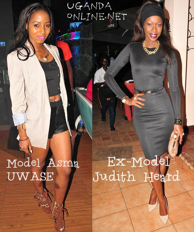 Model Asma VS. Judith Heard