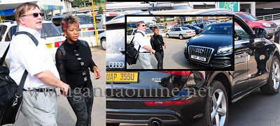 This was during the happy times last year asBad Black receives the Audi Q5.