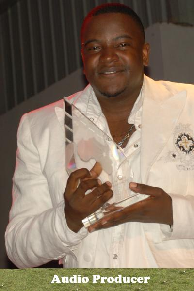 Benon - Producer at Swangz Avenue with the Audio Producer Award