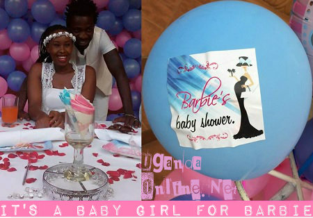 It's a baby girl for Barbie and Bobi Wine
