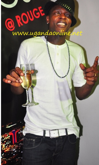 Jose Chameleone at Club Rouge