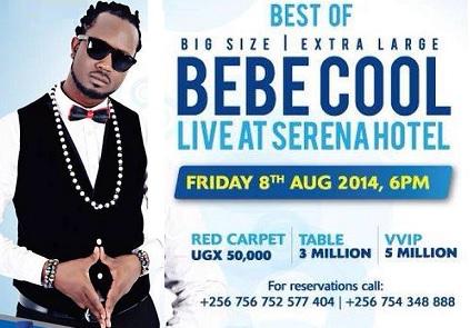 Best of Bebe Cool show