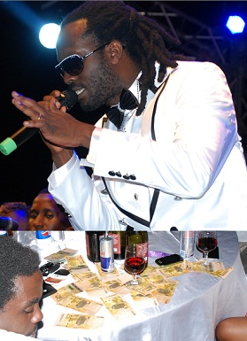 Bebe Cool at Garden City Roof Top