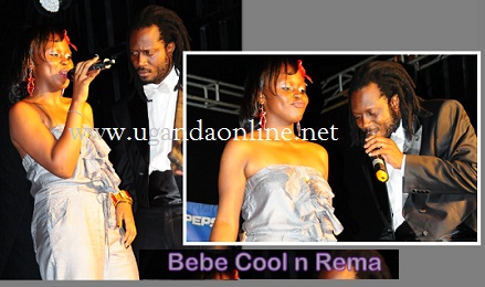 Bebe Cool and Rema