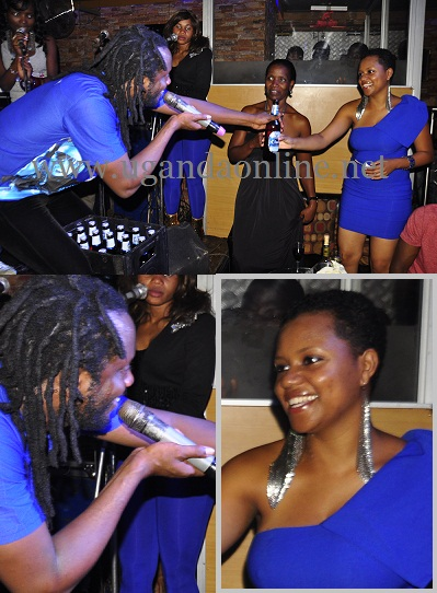 Bebe Cool hands Zuena a 'Club'