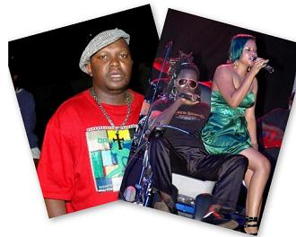 Ragga Dee, Bebe Cool and Zuena