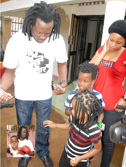 Bebe Cool and Family Rescue a young girl who badly needed medical help