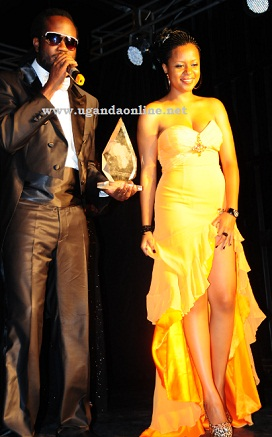 Bebe Cool and Zuena at Lugogo Grounds on 5.Nov.2011
