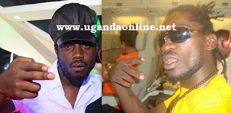 Bebe Cool n Bobi Wine