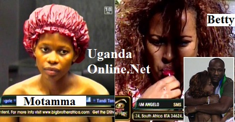 Botswana's Motamma and Betty from Ethiopa evicted
