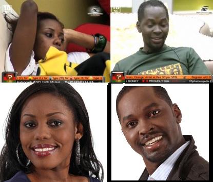 Bhoke(Tz) and Ernest(Uganda)
