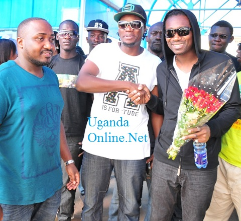 Suudiman, Peter Miles and Busy Signal