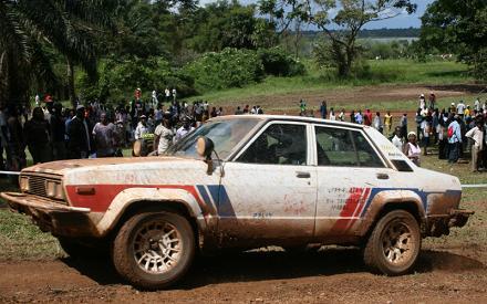 Vintage Rally Cars
