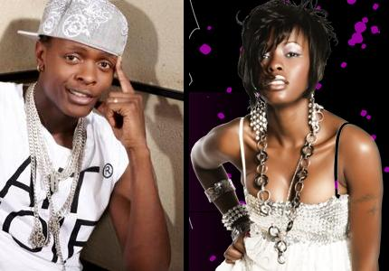 Dr.Jose Chameleone and Grace Nakimera