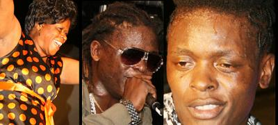 Mother, Weasel and Chameleone