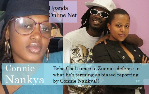 Bebe Cool faces off with Connie Nankya