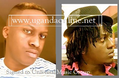 Davis Hillary Ntare now signed to Universal Music Group