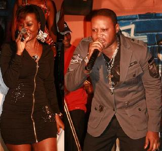 Desire and Shamir at Club Silk Unplugged last month
