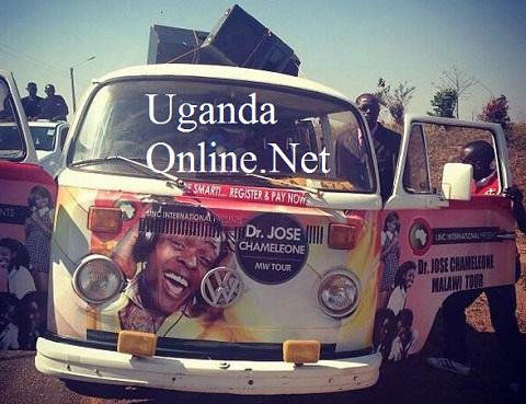 Jose Chameleone Malawi Tour