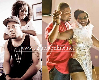 D-Black and Desire in Ghana during the shooting of 'Stay wth Me'