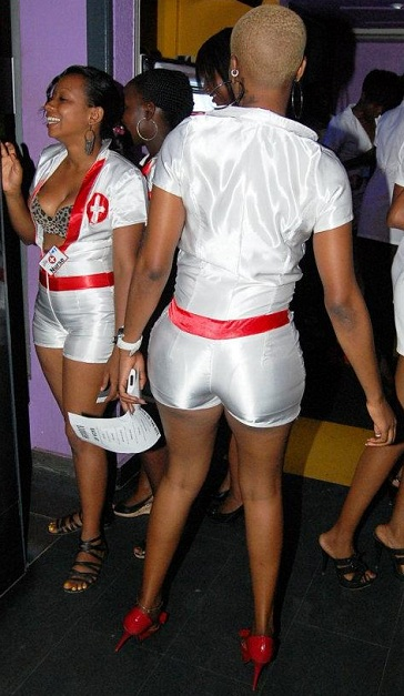 The Nurses at Club Silk